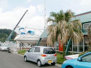 鹿児島 KMSヨットヤード