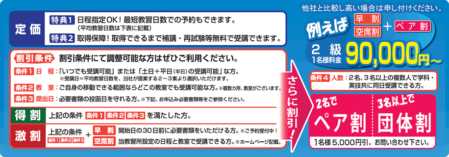福岡でボート免許・船舶免許を取得。割引プランを掲載